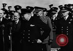 Image of Winston Churchill Atlantic Ocean, 1941, second 6 stock footage video 65675054696