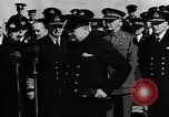 Image of Winston Churchill Atlantic Ocean, 1941, second 9 stock footage video 65675054696