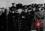 Image of Winston Churchill Atlantic Ocean, 1941, second 1 stock footage video 65675054697