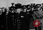 Image of Winston Churchill Atlantic Ocean, 1941, second 2 stock footage video 65675054697