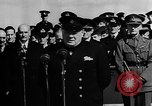 Image of Winston Churchill Atlantic Ocean, 1941, second 4 stock footage video 65675054697