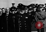 Image of Winston Churchill Atlantic Ocean, 1941, second 5 stock footage video 65675054697