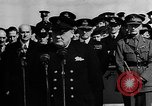 Image of Winston Churchill Atlantic Ocean, 1941, second 6 stock footage video 65675054697