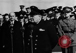 Image of Winston Churchill Atlantic Ocean, 1941, second 7 stock footage video 65675054697