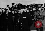 Image of Winston Churchill Atlantic Ocean, 1941, second 9 stock footage video 65675054697