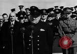 Image of Winston Churchill Atlantic Ocean, 1941, second 12 stock footage video 65675054697