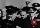 Image of Winston Churchill Atlantic Ocean, 1941, second 3 stock footage video 65675054698