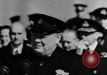 Image of Winston Churchill Atlantic Ocean, 1941, second 6 stock footage video 65675054698