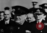 Image of Winston Churchill Atlantic Ocean, 1941, second 9 stock footage video 65675054698