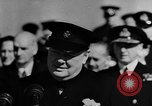 Image of Winston Churchill Atlantic Ocean, 1941, second 12 stock footage video 65675054698