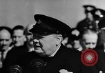 Image of Winston Churchill Atlantic Ocean, 1941, second 2 stock footage video 65675054699