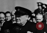 Image of Winston Churchill Atlantic Ocean, 1941, second 3 stock footage video 65675054699