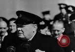 Image of Winston Churchill Atlantic Ocean, 1941, second 8 stock footage video 65675054699