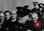 Image of Winston Churchill Atlantic Ocean, 1941, second 12 stock footage video 65675054699