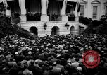 Image of Franklin Roosevelt Washington DC USA, 1937, second 10 stock footage video 65675054700