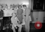 Image of President Franklin Roosevelt Washington DC USA, 1944, second 3 stock footage video 65675054727