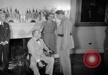 Image of President Franklin Roosevelt Washington DC USA, 1944, second 4 stock footage video 65675054727