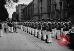 Image of General Charles De Gaulle West Point New York USA, 1946, second 5 stock footage video 65675054738