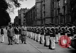 Image of General Charles De Gaulle West Point New York USA, 1946, second 8 stock footage video 65675054738
