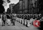 Image of General Charles De Gaulle West Point New York USA, 1946, second 10 stock footage video 65675054738