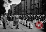 Image of General Charles De Gaulle West Point New York USA, 1946, second 11 stock footage video 65675054738