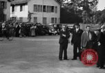 Image of conference in France France, 1949, second 8 stock footage video 65675054740