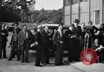 Image of conference in France France, 1949, second 10 stock footage video 65675054740