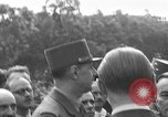 Image of General Charles De Gaulle Paris France, 1944, second 8 stock footage video 65675054749
