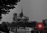 Image of Notre Dame de Paris Paris France, 1944, second 8 stock footage video 65675054750