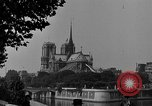 Image of Notre Dame de Paris Paris France, 1944, second 9 stock footage video 65675054750