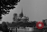 Image of Notre Dame de Paris Paris France, 1944, second 11 stock footage video 65675054750