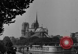 Image of Notre Dame de Paris Paris France, 1944, second 12 stock footage video 65675054750