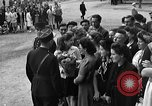 Image of General Charles De Gaulle Cherbourg Normandy France, 1944, second 5 stock footage video 65675054753