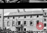Image of General Charles De Gaulle Cherbourg Normandy France, 1944, second 4 stock footage video 65675054754