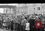 Image of General Charles De Gaulle Cherbourg Normandy France, 1944, second 9 stock footage video 65675054754