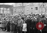 Image of General Charles De Gaulle Cherbourg Normandy France, 1944, second 10 stock footage video 65675054754