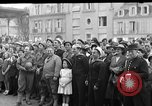 Image of General Charles De Gaulle Cherbourg Normandy France, 1944, second 12 stock footage video 65675054754