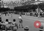 Image of Bastille Day Parade Algiers Algeria, 1943, second 8 stock footage video 65675054766