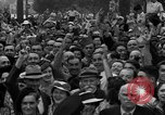 Image of Bastille Day Parade Algiers Algeria, 1943, second 1 stock footage video 65675054767