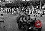 Image of Bastille Day Parade Algiers Algeria, 1943, second 9 stock footage video 65675054767