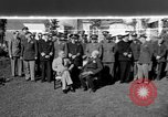 Image of press meeting Casablanca Morocco, 1943, second 1 stock footage video 65675054771