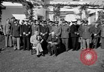 Image of press meeting Casablanca Morocco, 1943, second 8 stock footage video 65675054771