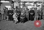 Image of press meeting Casablanca Morocco, 1943, second 10 stock footage video 65675054771