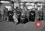 Image of press meeting Casablanca Morocco, 1943, second 12 stock footage video 65675054771