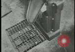 Image of Ohrdruf concentration camp Germany, 1945, second 8 stock footage video 65675054781
