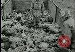 Image of Ohrdruf concentration camp atrocities Germany, 1945, second 12 stock footage video 65675054782