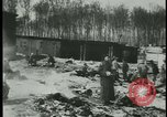 Image of German citizens tour concentration camps Germany, 1945, second 4 stock footage video 65675054785