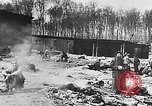 Image of German citizens view concentration camp Germany, 1945, second 3 stock footage video 65675054792