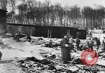 Image of German citizens view concentration camp Germany, 1945, second 4 stock footage video 65675054792