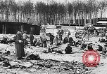 Image of German citizens view concentration camp Germany, 1945, second 7 stock footage video 65675054792